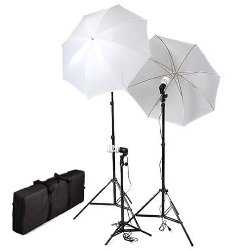 Cowboy Lighting Studio Light Kit