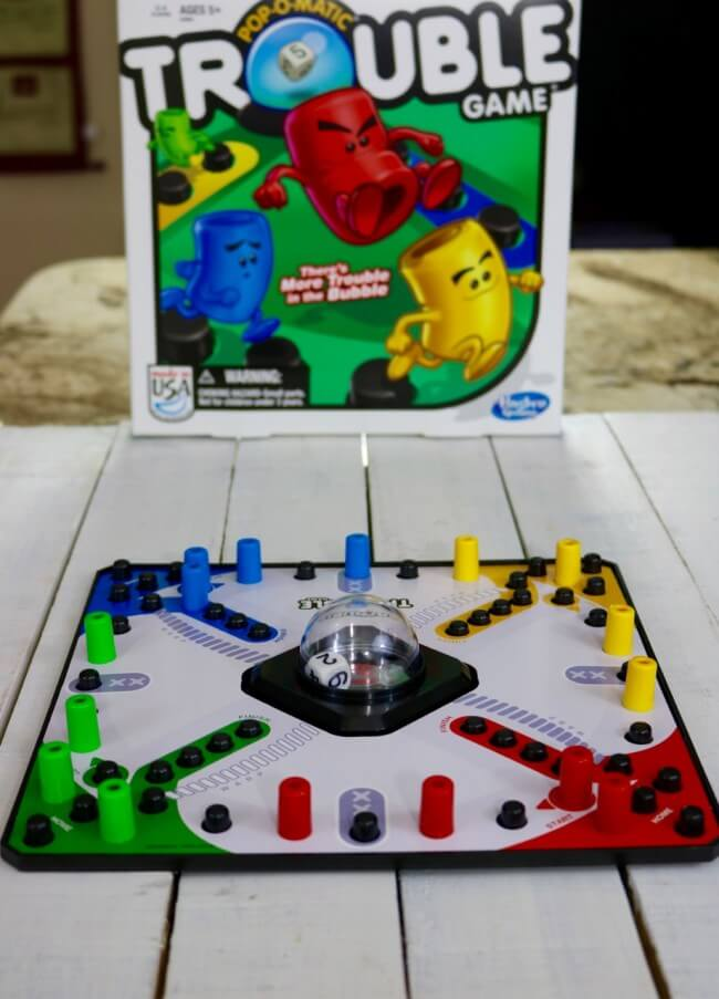 Games Families Can Play At Home
