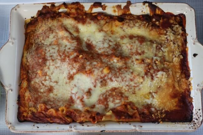 STOUFFER'S® Family Size Entreés, Lasagna with Meat Sauce