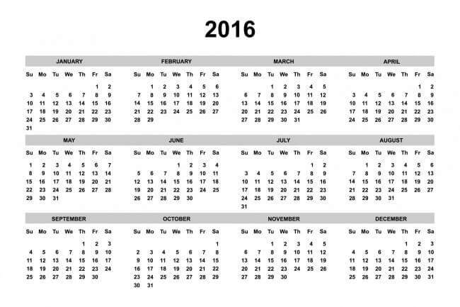 calendar-924930