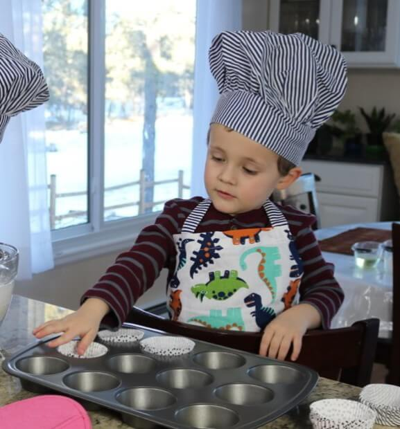 10 Tips for Cooking with Kids - start with easy tasks