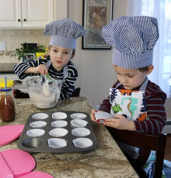10 Tips for Cooking with Kids - assign responsibilities