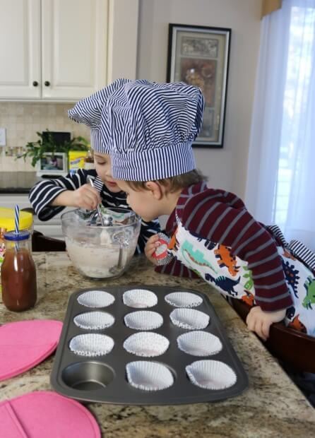 10 Tips for Cooking with Kids - pick things they are excited about