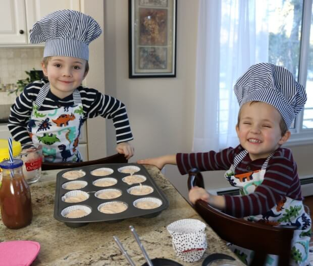 10 Tips for Cooking with Kids - make it fun!