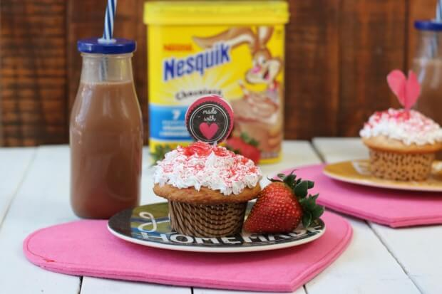 10 Tips for Cooking with Kids and nourishing possibilities with Nesquick