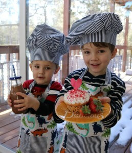 10 Tips for Cooking with Kids - Breakfast in bed anyone?