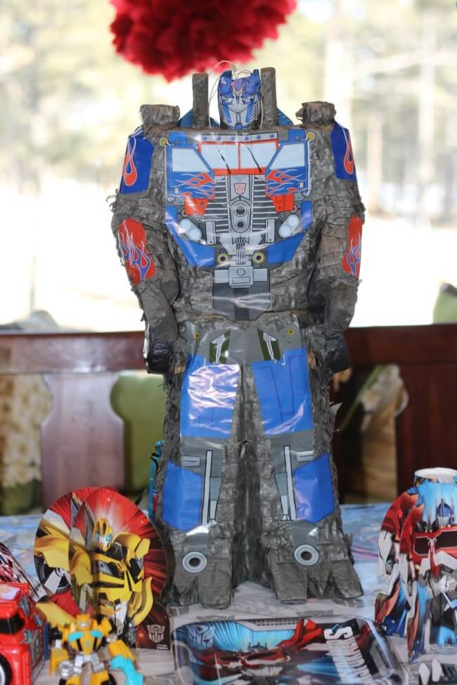 Rescue Bots And Transformers Birthday Party Happy And Blessed Home