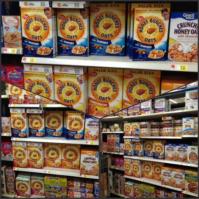 Find Honey Bunches of Oats Cereals at Walmart