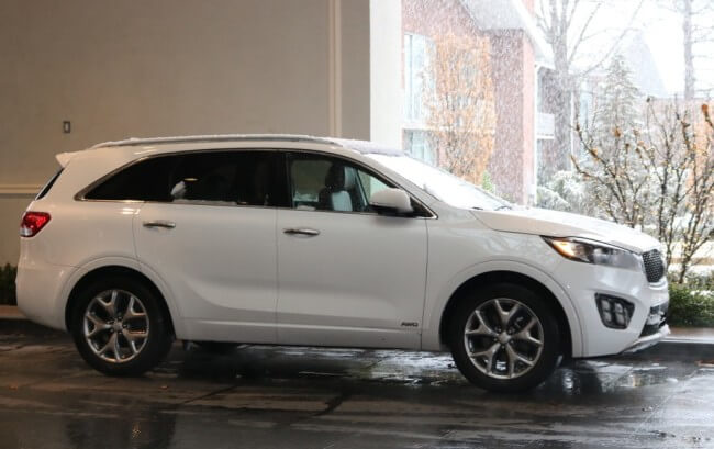 Kia Sorento - My #1 Choice for Driving in Slush and Snow