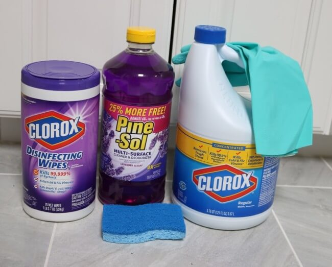 FREE Chore Charts for Kids and 8 Tips to Make Cleaning Easier with Clorox cleaning products
