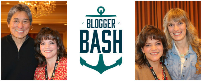 5 Great Reasons to Attend Blogger Bash - Me with Guy Kawasaki and Bonnie Andrews