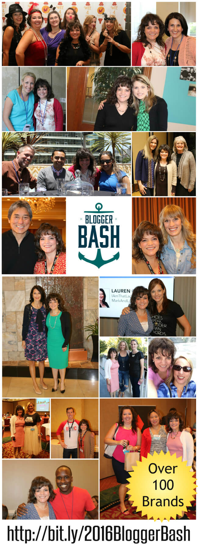 Over 100 Brands at Blogger Bash in NYV July 13 and 14