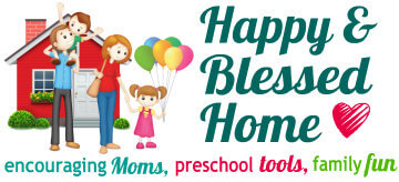 360 final new family HappyandBlessedHome logo