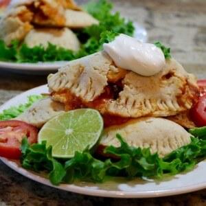 Easy Recipe: Shredded Chicken Empanadas from Scratch