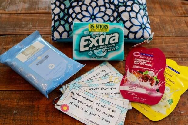 Skin Pampering Gift: Teacher Appreciation Gift Ideas