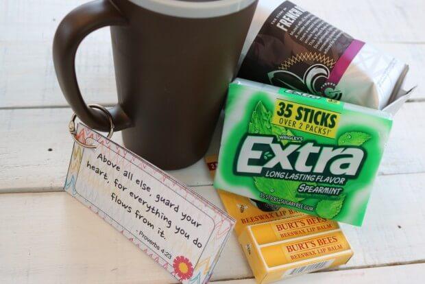 Easy Coffee Lover's Gift Idea: Teacher Appreciation Gift Ideas