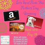 Mother's Day Giveaway and 10 Important Lessons my Mom taught Me
