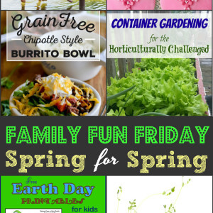 Spring for Spring at Family Fun Friday