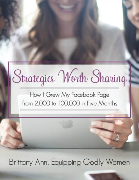 Strategies-Worth-Sharing-cover - Fabulous Resources for Bloggers