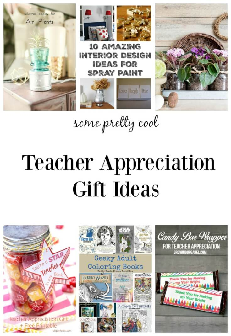 pretty cool Teacher Gift Ideas