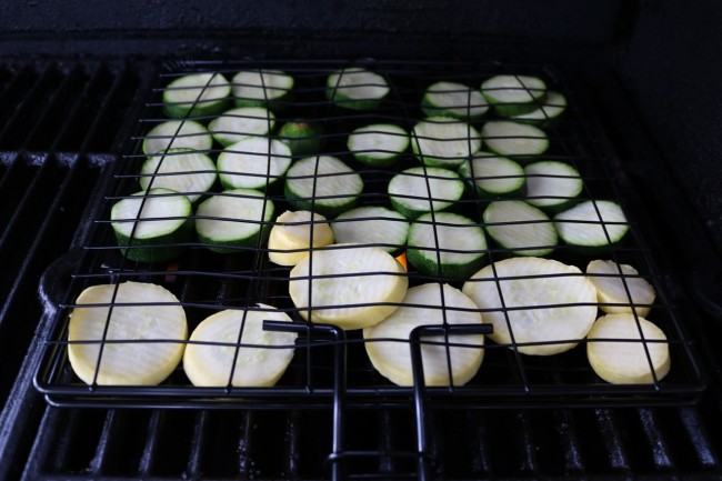 Fire up the grill for this easy Hawaiian Grilled Summer Vegetables Recipe
