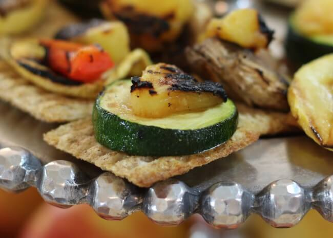 An easy Hawaiian Grilled Summer Vegetables Recipe