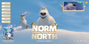 Norm of the North Web Site
