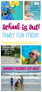 school is out family fun friday