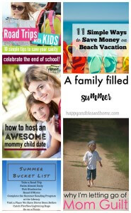 A Family Centered Summer