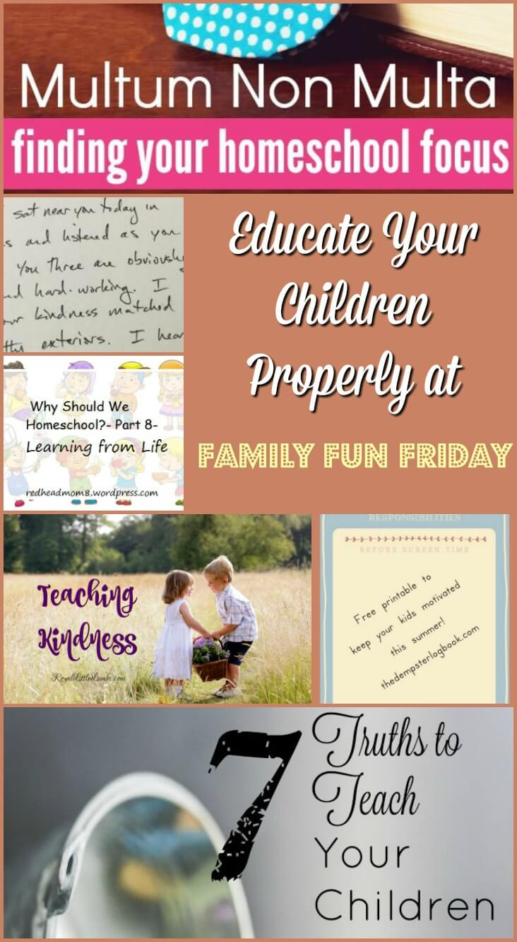Educate-Your-Children-Properly-at-Family-Fun-Friday