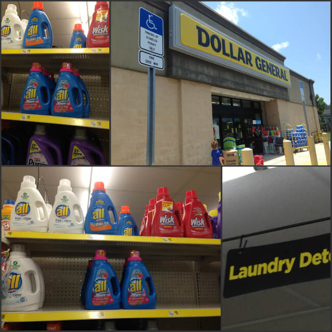 Find all® fresh tropical mist™ at Dollar General