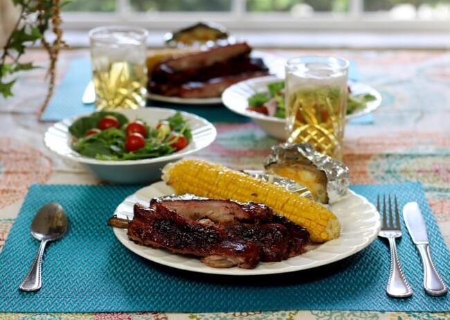 Dinner is served! 5 Tips for Fall-off-the-bone BBQ Ribs