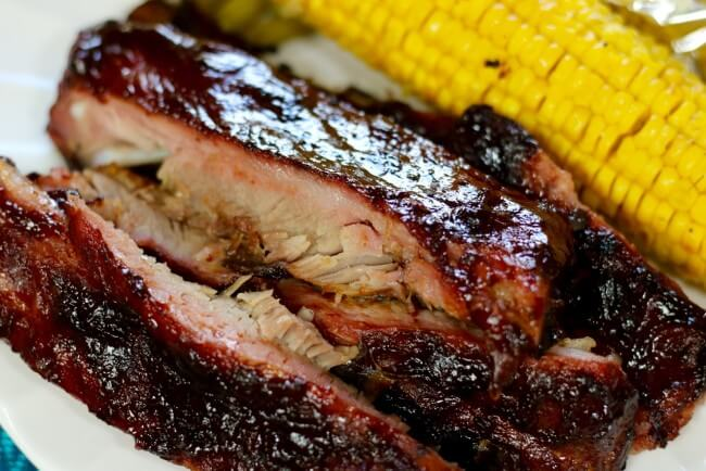 5 secrets to BBQ Ribs that fall off-the-bone