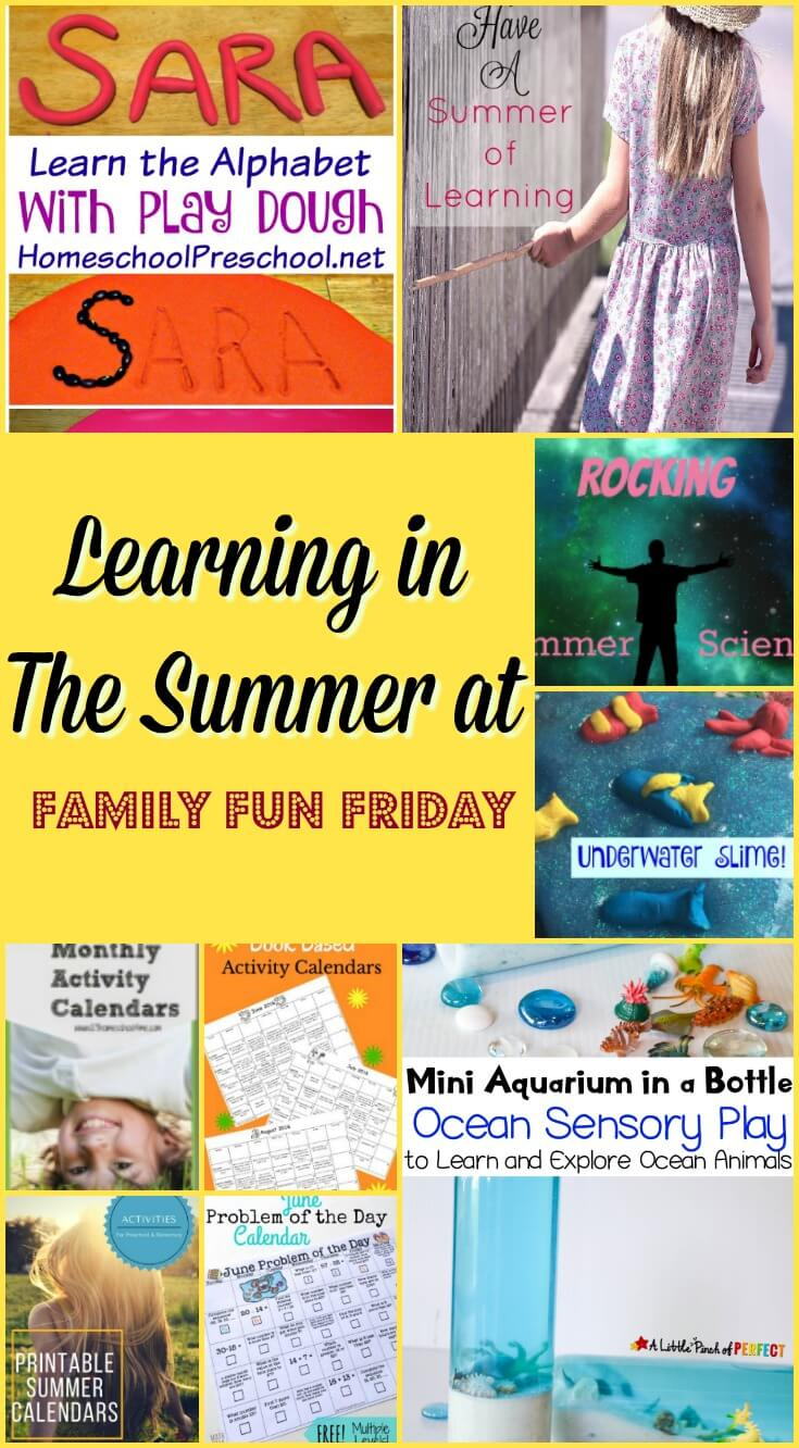 Learning-in-The-Summer-at-Family-Fun-Friday
