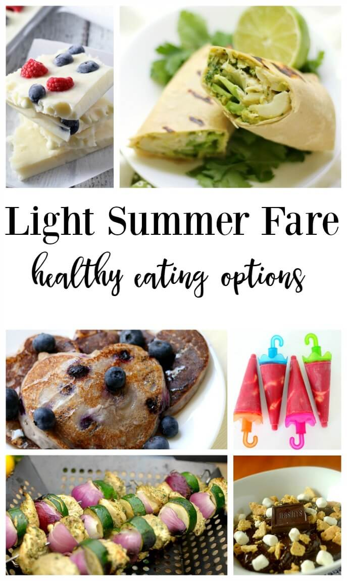 Light Summer Fare