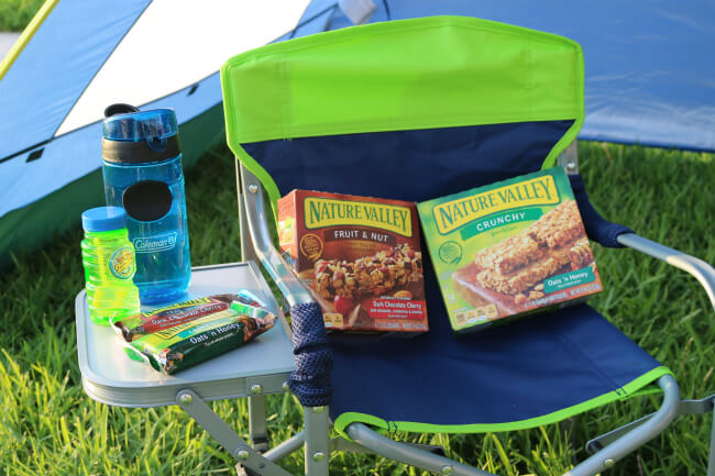 Nature Valley goes where we go