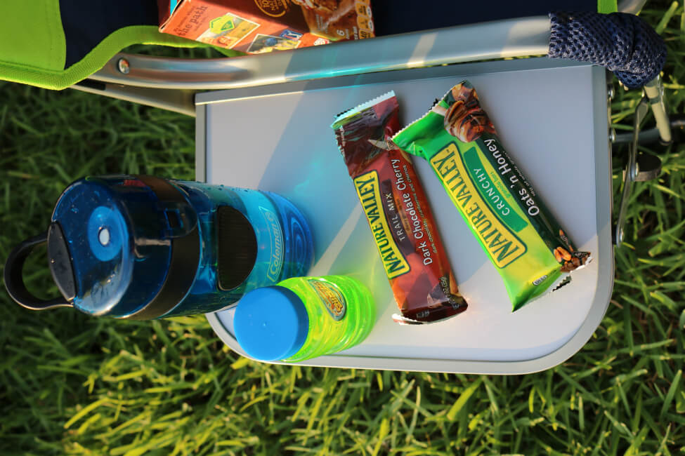 Nature Valley is the perfect snack for outdoor fun