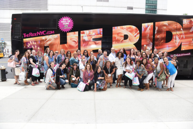 The Ride - New York City for Blogger Bash 2016