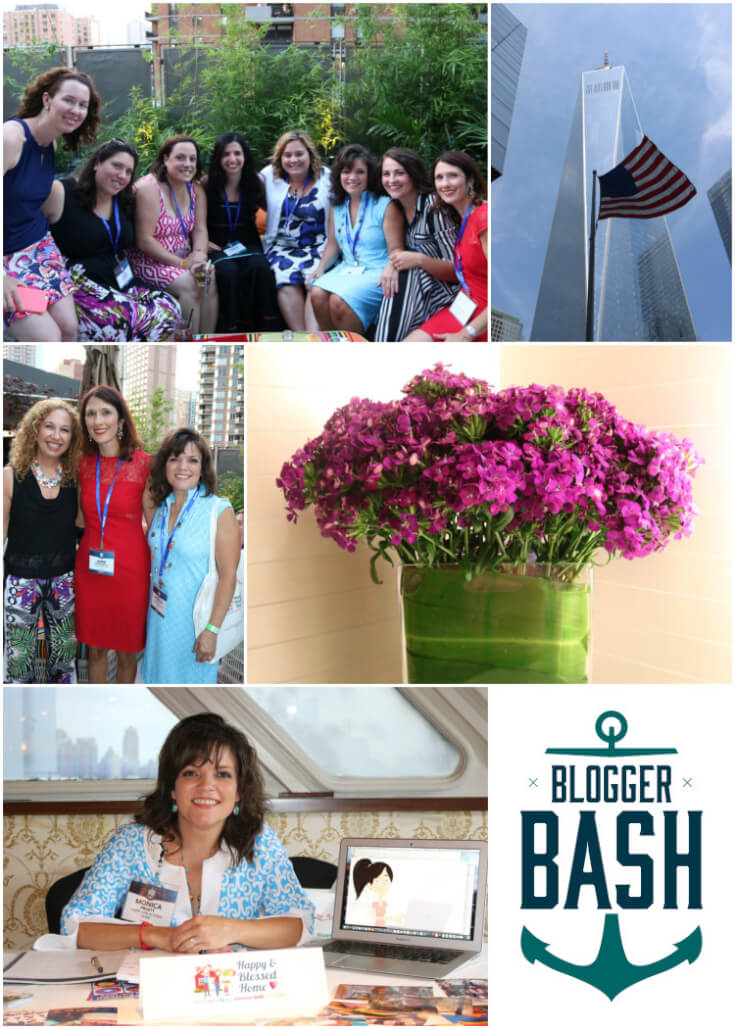 A virtual tour of Blogger Bash 2016 from Blogger Bash Ambassador Monica Pruett