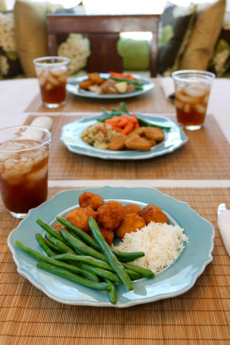 Simple Meal Solutions for Back to School Season - 7 Dishes in 22 Minutes or Less