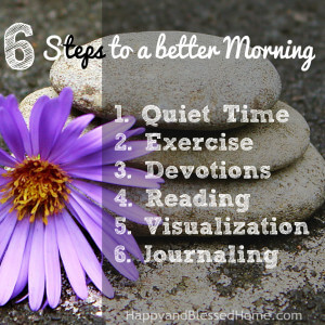 5 Secrets for a Better Daily Routine
