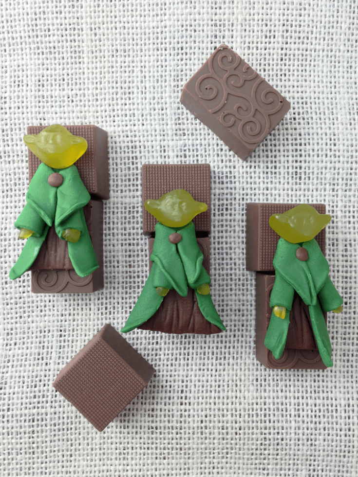 Yoda Chocolate Candies #5
