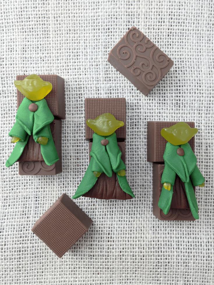 Yoda Chocolate Candies #5