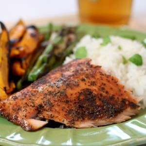 5 Tips for Easy Grilled Summer Veggies and Salmon