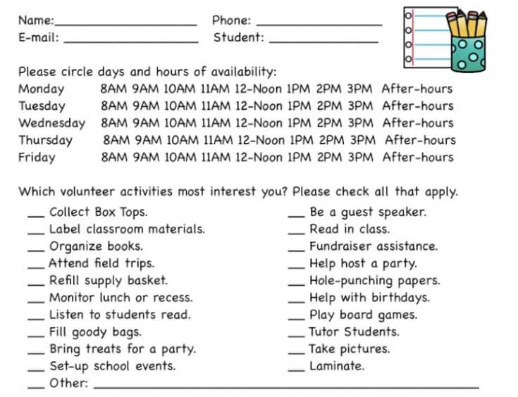 Doc463620 Class Sign Up Sheet Template Sign Up Sheets Potluck – Volunteer Sign Up Sheet Printable
