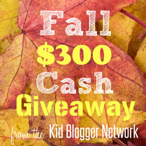 Square Fall Leaves Fall Giveaway 2016 for KBN