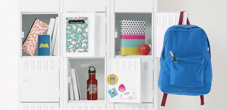 Zazzle Locker essentials