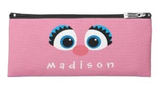 personalized pencil case