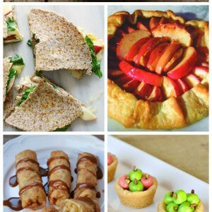 Delicious Apple Recipes and Family Fun Friday
