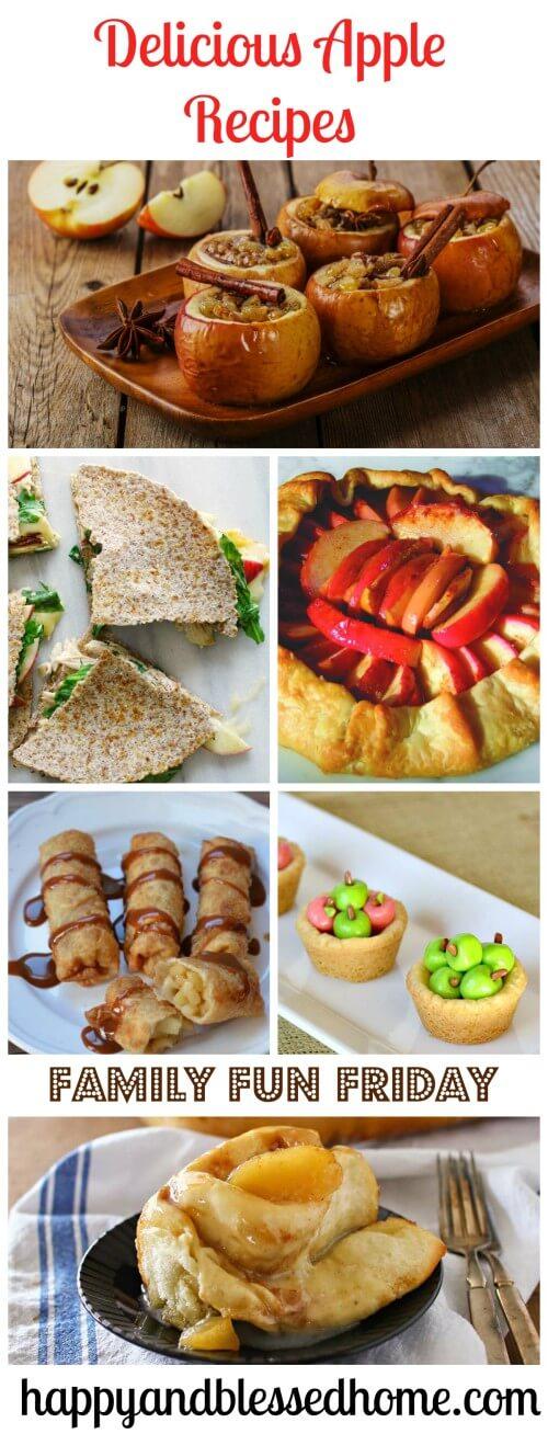 Delicious Apple Recipes